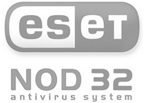 Logo ESET NOD 32 LAYER