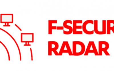 F-Secure radar, le scanner de vulnérabilité qui protège votre entreprise