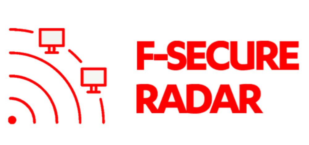 F Secure radar anti ransomware
