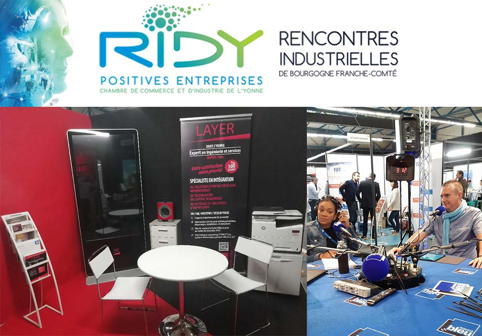 RIDY 2019 stand RIDY