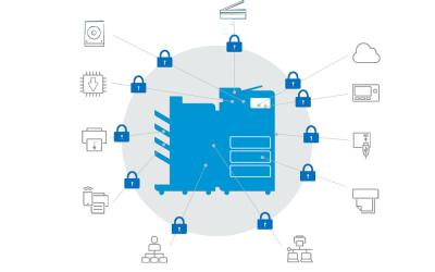 Pensez à sécuriser vos copieurs contre les cyberattaques